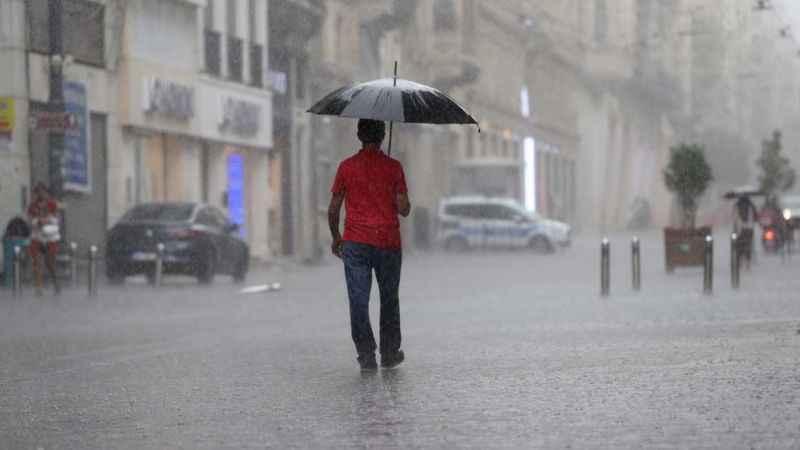 Ankara hava durumu! Ankara'da bugün hava nasıl? (21 Haziran)