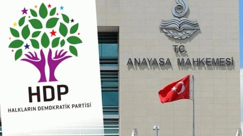 HDP'de 451 kişiye siyaset yasağı isteniyor: İşte o isimler...