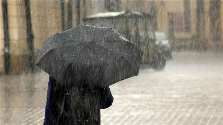 Meteoroloji raporunu açıkladı: Çok sayıda ile sağanak yağış uyarısı