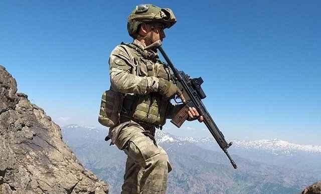 Son dakika Bitlis'te 2 PKK'lı terörist etkisiz hale getirildi