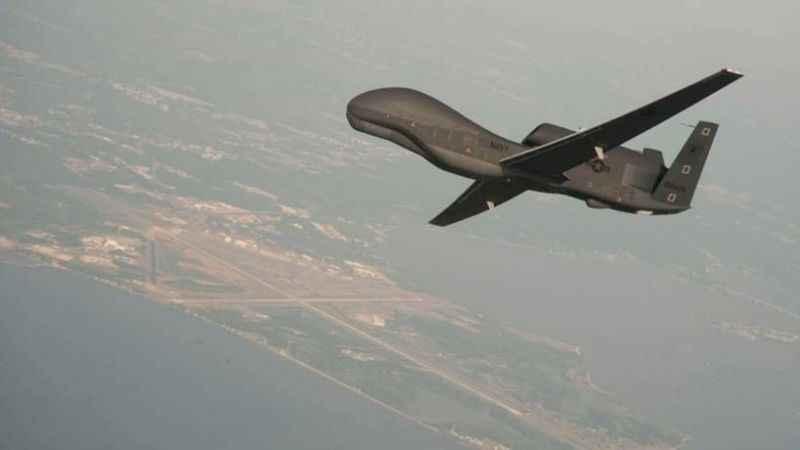 Husiler Yemen'de ABD 'casus' uçağını düşürdü