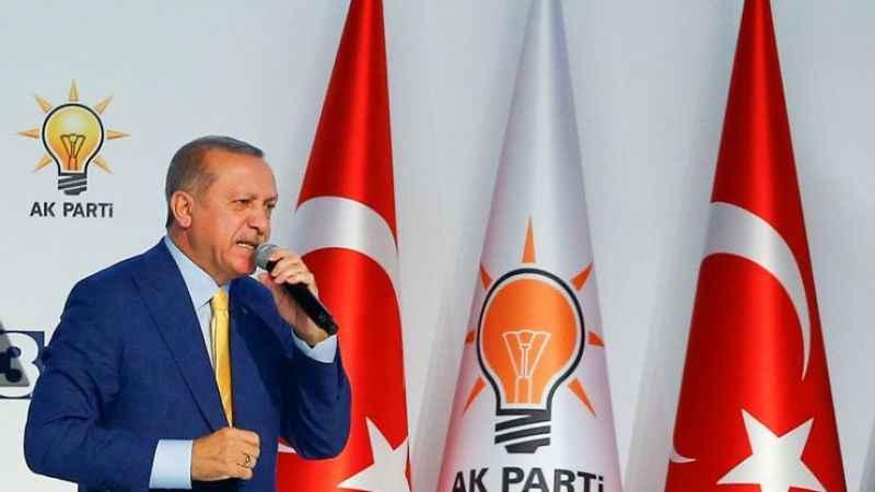 """AKP'de istifa krizi! Erdoğan resti çekti: """"Bırakın gitsinler!"""""""