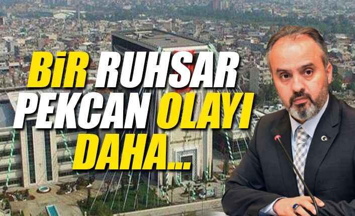 Bursa Büyükşehir Belediye'sinde dudak uçuklatan para skandalı