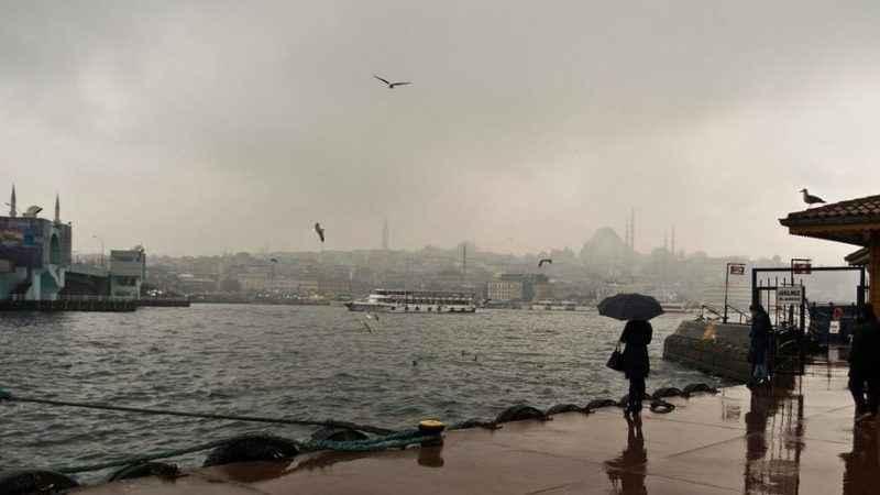 İstanbul hava durumu! İstanbul'da sağanak etkili olacak (22 Haziran)