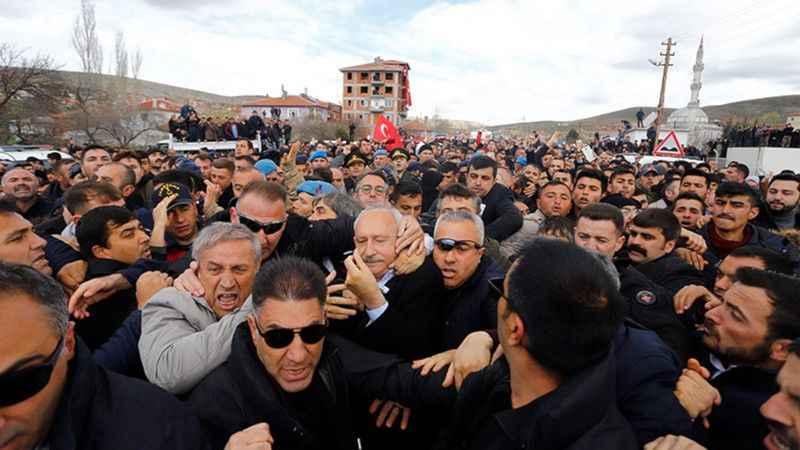 Kılıçdaroğlu'na linç davasında koruma polisi Öldürmeye yönelikti
