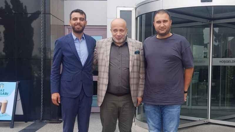 Murat Sancak 2 milyon lira alacağını bağışladı!