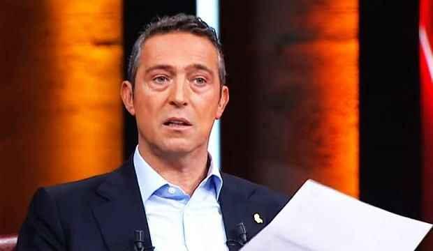 Ali Koç'tan çok sert 'şike' ve 'FETÖ' açıklaması