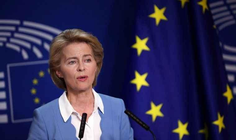 Von der Leyen'den Türkiye açıklaması! Gümrük Birliği için görüşeceğiz