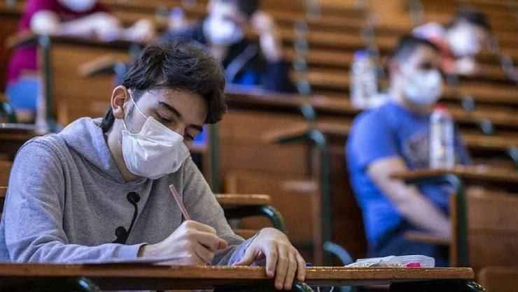 YKS'de maske takmak zorunlu mu? YKS sınav kuralları açıklandı