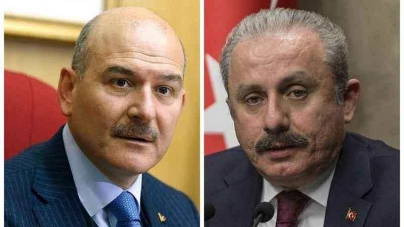 Akif Beki'den tepki: Süleyman Soylu ile Mustafa Şentop kimi koruyor?