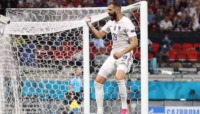 Benzema 7 yıl sonra Fransa formasıyla gol attı