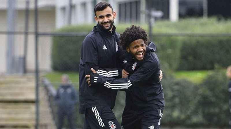 Beşiktaş'tan  Rachid Ghezzal ve Valentin Rosier atağı