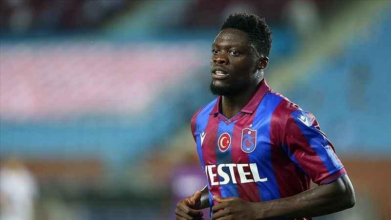Ekuban Trabzonspor'dan ayrılmak istiyor