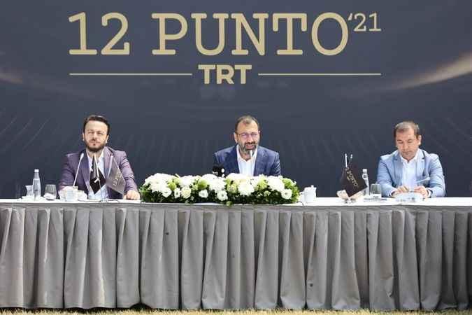 """""""12 Punto TRT Senaryo Günleri"""" başladı"""