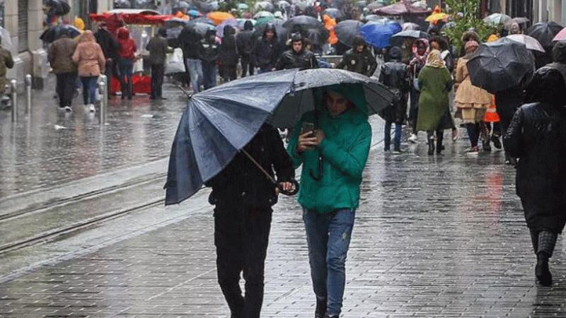 İstanbul hava durumu 23 Haziran! İstanbul'a sağanak uyarısı geldi