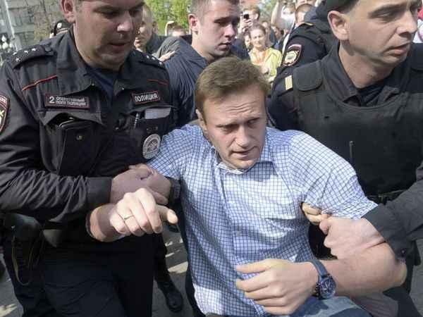 Navalny'den Putin'e sert sözler! Yalan söylüyor