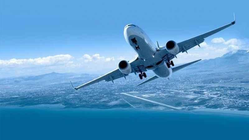 Uçakları icraya verilmişti, uçuşları durduruldu