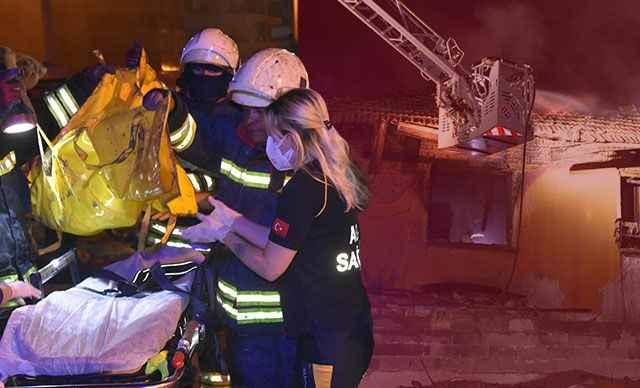 Acı manzara yürekleri dağladı: 3 kardeş yanarak hayatını kaybetti