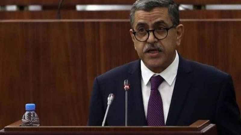Cezayir Başbakanı Djerad istifa etti!