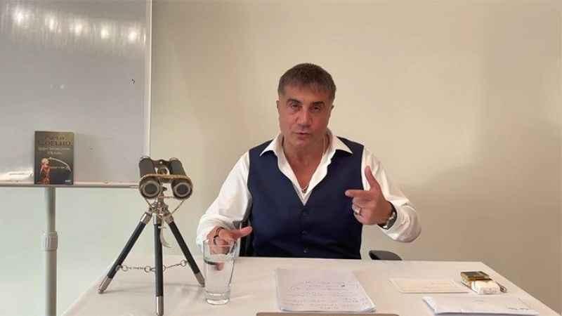 Sedat Peker, Uğur Dündar'la telefon görüşmesini anlattı