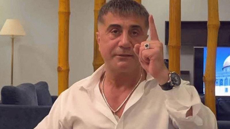 Sedat Peker'den çok konuşulacak Fatih Tezcan paylaşımı