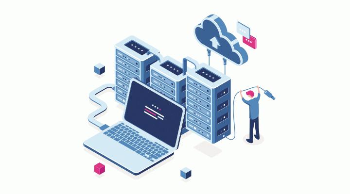 Web hosting ile sunucu arasındaki farklar nelerdir?