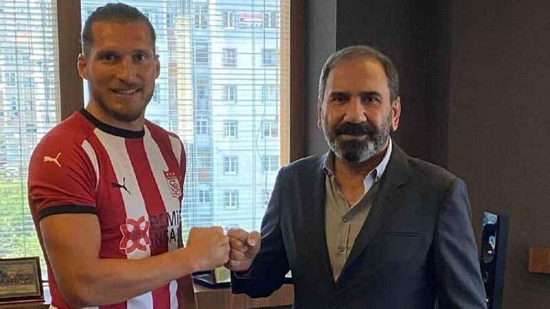 Demir Grup Sivasspor, Koray Altınay'ı açıkladı!