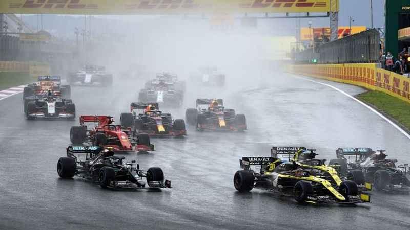 Formula 1 yeniden Türkiye'de! İşte yarış tarihi
