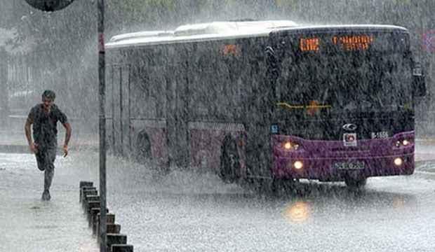 İstanbul hava durumu: Öğleden sonra dikkat! Sıcak havaya mola