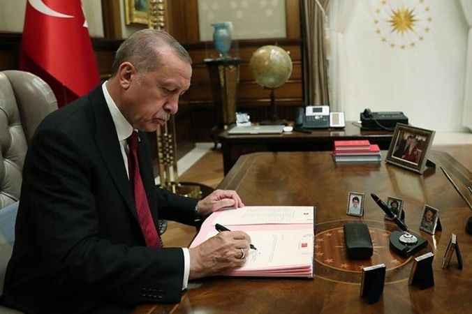 Erdoğan imzaladı! 6 ayda 50'ye yakın fakülte kuruldu