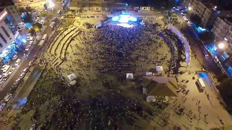 Şehit kanlarıyla sulanmış alanın adı: Rabia meydanı!