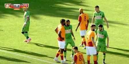 Galatasaray, ilk hazırlık maçında Dinamo Bükreş'i mağlup etti