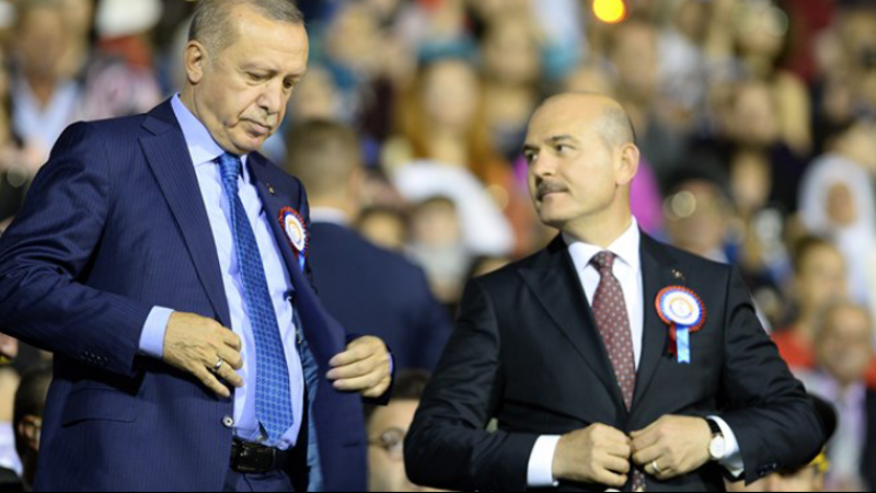 Davutoğlu'ndan iddia: Soylu için Erdoğan'a baskı yapan ismi söyledi