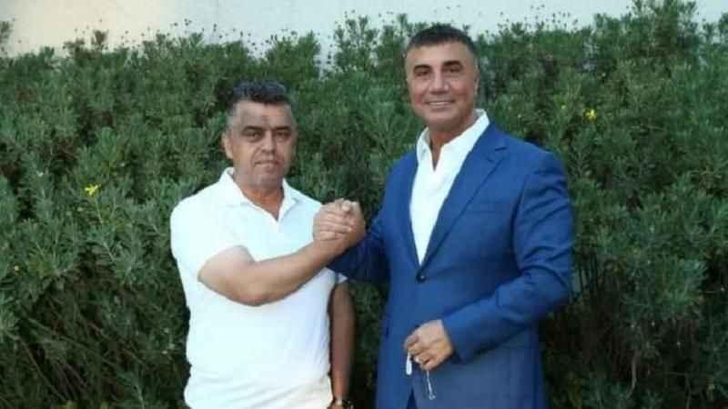 MHP'de Sedat Peker çatlağı! İlçe Başkanı fotoğraf paylaştı