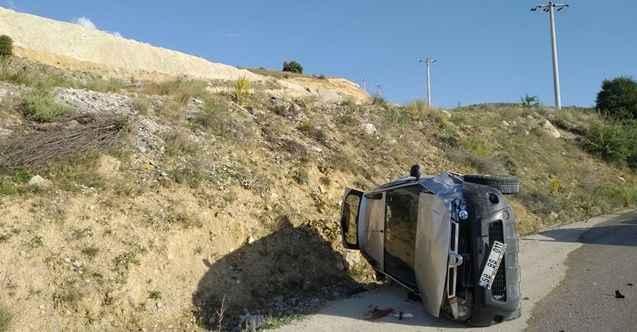 Trafik kazası geçiren DSİ şube müdürü hayatını kaybetti
