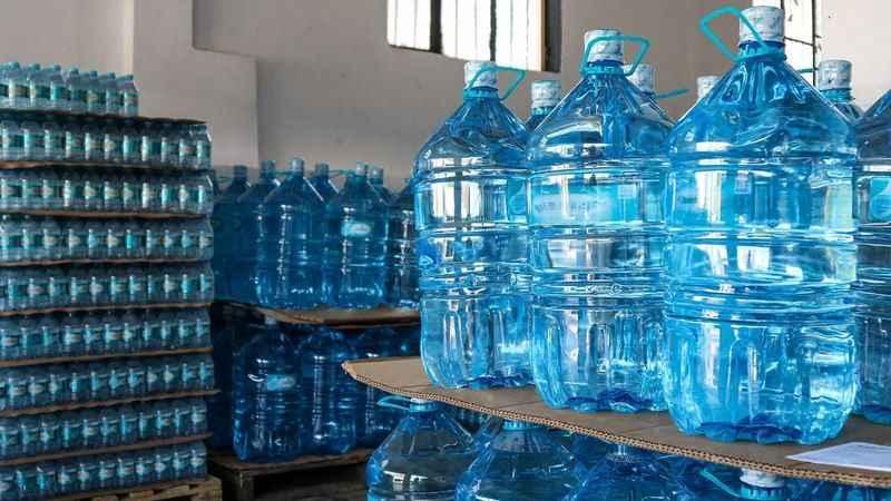Damacana suya ciddi zam! 19 litre Damacana su kaç lira oldu?
