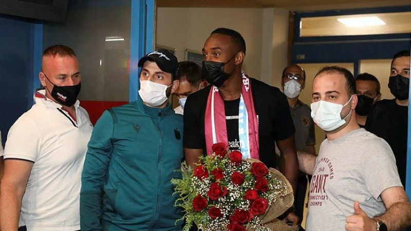 Fode Koita Trabzonpor'da