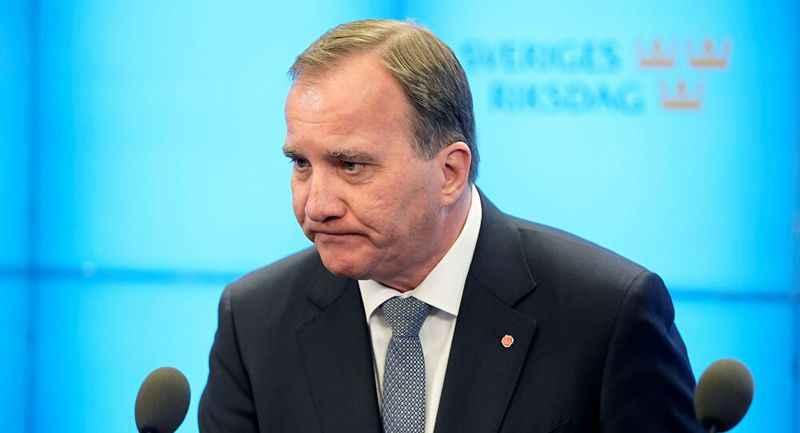 Güvenoyu alamayan başbakan istifa etti