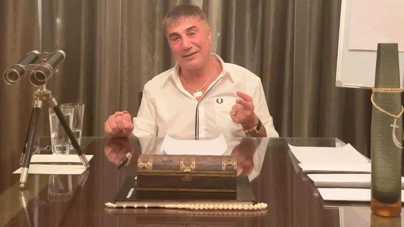 Son dakika: Sedat Peker ile ilgili çarpıcı analiz!