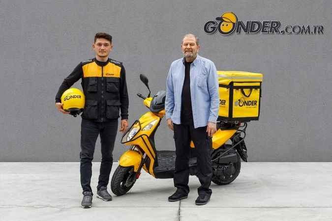 Türkiye'nin online marketi GÖNDER 22 ilde servise başladı