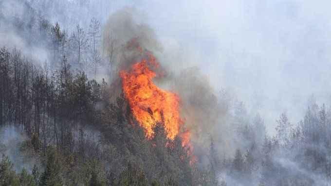 Yangınlar bitmek bilmiyor! Evler tahliye edilmeye başlandı