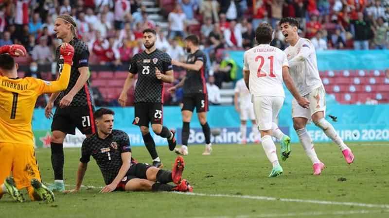 Nefes kesen maçta zafer İspanya'nın!