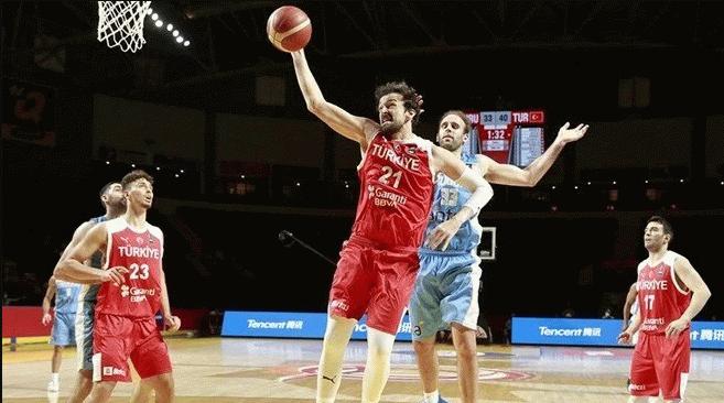 Son dakika spor haberleri: 12 Dev Adam Uruguay'ı devirdi