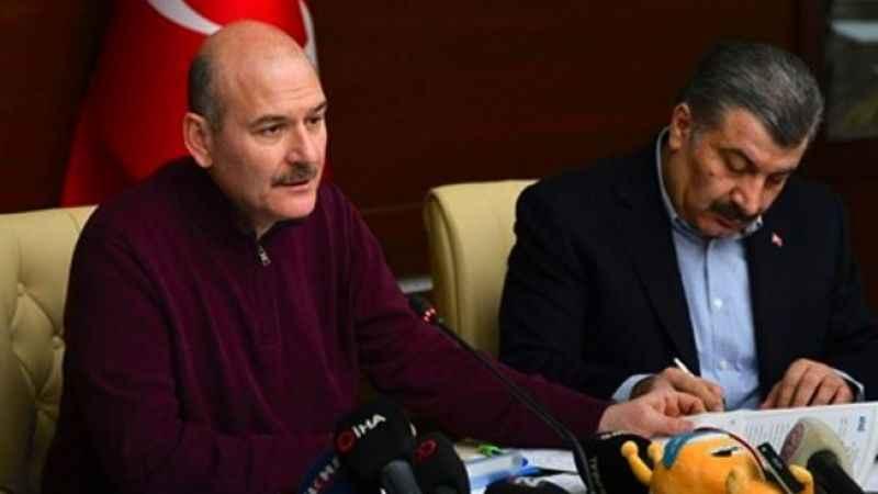 Süleyman Soylu ile Fahrettin Koca arasında kavga! 'Bürokrat' açıkladı
