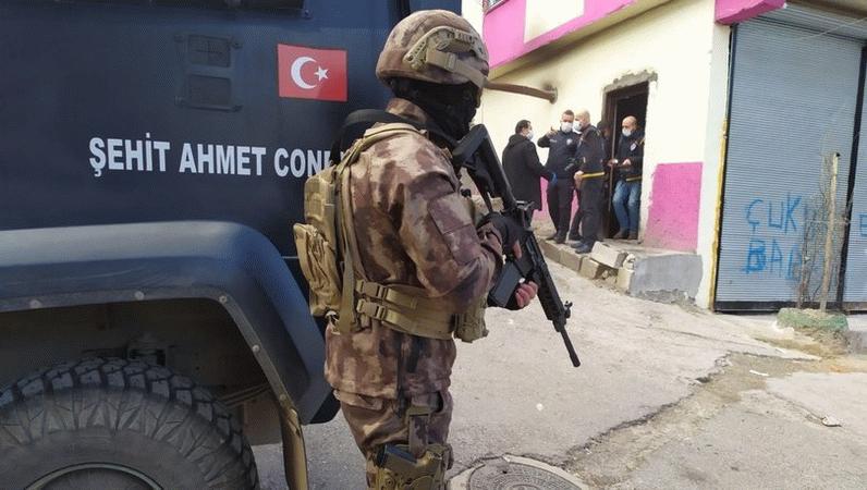 Türkiye'nin en büyük narkotik operasyonu: Tam 253 kişi gözaltında