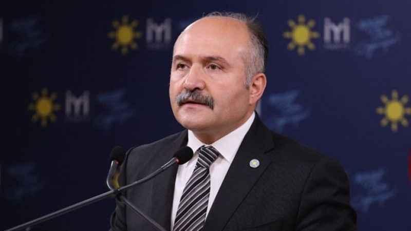 İYİ Parti'den Kanal İstanbul için referandum talebi