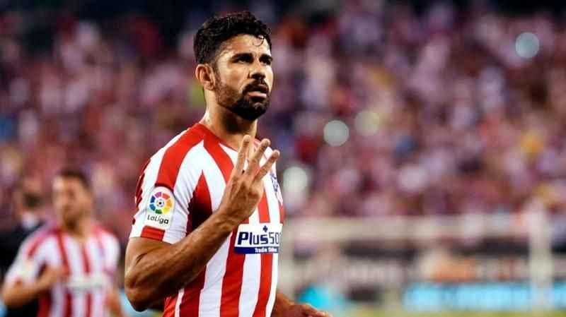 Son dakika transfer haberleri: Beşiktaş'tan Diego Costa'ya resmi teklif