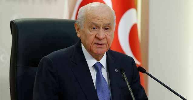 MHP Genel Başkanı Bahçeli'nin acı günü