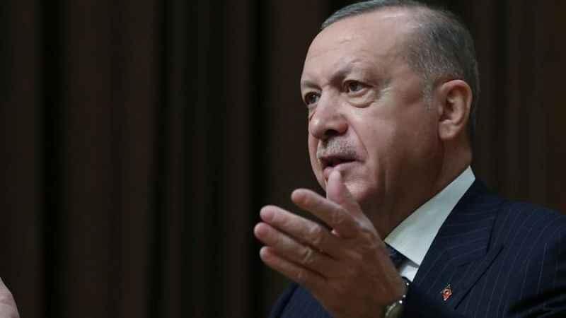 Cumhurbaşkanı Erdoğan'dan su uyarısı... Mecliste kanun hazırlıyoruz