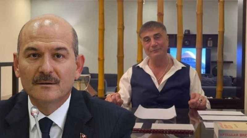 """Sedat Peker yine Süleyman Soylu'yu hedef aldı: """"Akşam çok eğleneceğiz"""""""